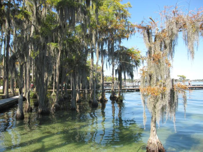 The Underrated North Carolina Lake That's Perfect For A Summer Day