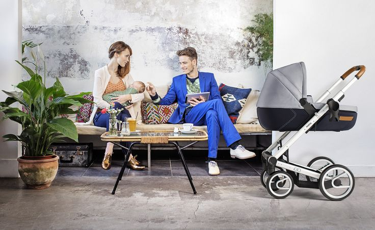 Mutsy - Cool Compact Simple Strollers