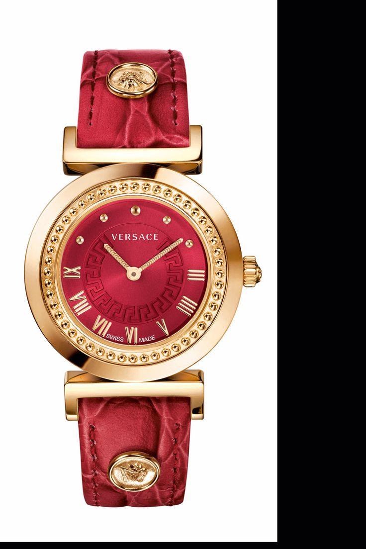 Fotos novedades feria relojes Baselword 2013: Versace