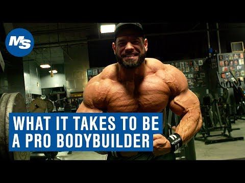 What it Takes to be a Pro Bodybuilder | Return of the King Snake | Ep 1