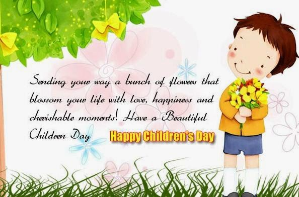 children day quotes wishes