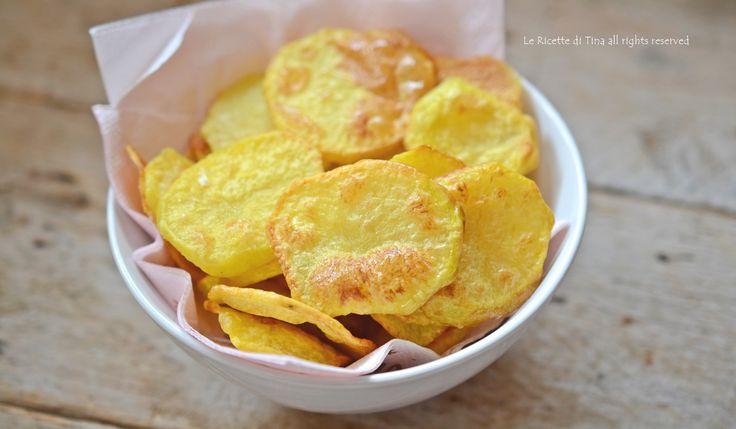 Patate leggere e croccanti al forno,pronte in pochi minuti e utilizzando solo 3 ingredienti