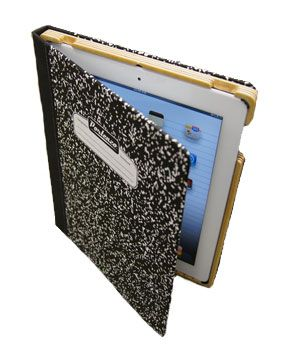 #notebook apple products ipad cover case