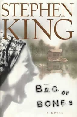 Bag of Bones by Stephen King  Such a good story!