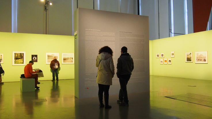 """Cultural Weekend (Take 1) :: """"Through the Pale Dawn"""" de Carlos Lobo, Museu da Electricidade, Lisboa"""