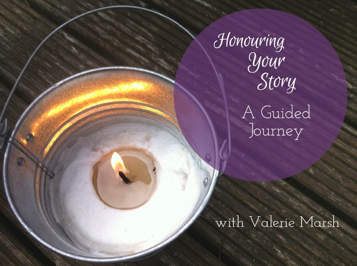 Gain Clarity. Make Peace. Transform. A free guided journey with Valerie Marsh beginning December 19.