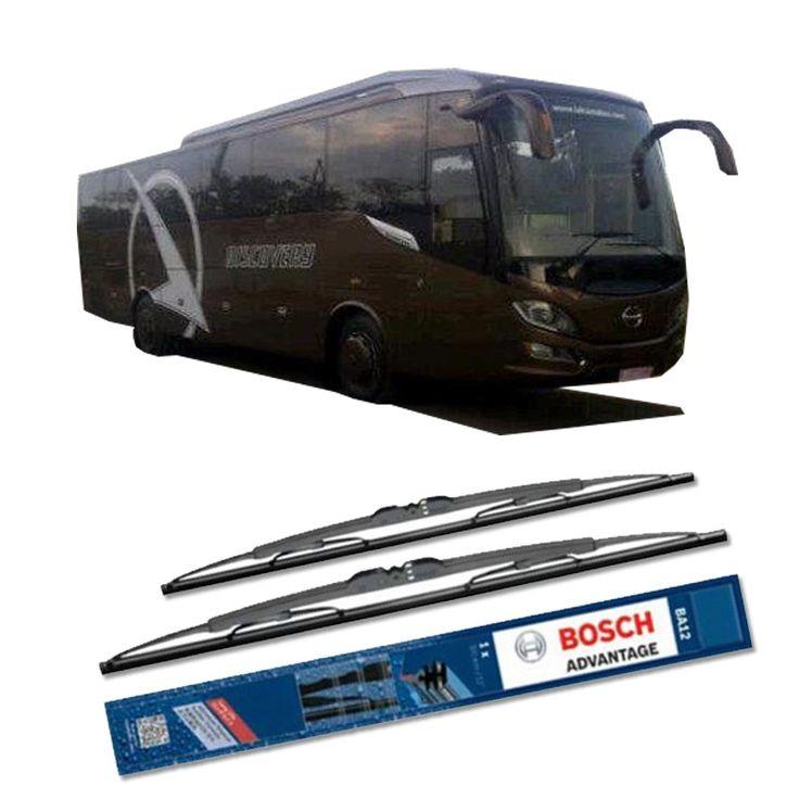 """Bosch Sepasang Wiper Kaca Mobil Bus/Bis Tipe Laksana Discovery Advantage 28"""" & 28"""" - 2 Buah/Set  Umur Pakai & Daya Tahan Lebih Lama Penyapuan kaca yang senyap Performa Sapuan Optimal Instalasi Mudah & Cepat Original Produk Bosch  http://klikonderdil.com/with-frame/1187-bosch-sepasang-wiper-kaca-mobil-mobil-busbis-tipe-laksana-discovery-advantage-28-28-2-buahset.html  #bosch #wiper #jualwiper #bislaksana"""
