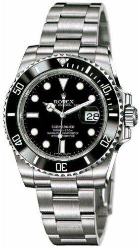 NEVER WORN ROLEX SUBMARINER MENS WATCH 116610 Price Β£8550