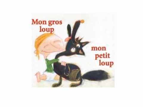 Henri Des chante Mon gros loup mon p'tit loup - YouTube