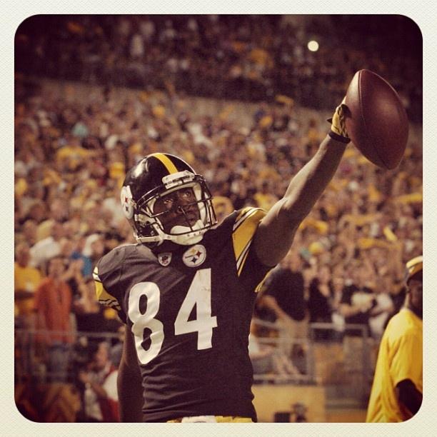 Antonio Brown - Pittsburgh Steelers
