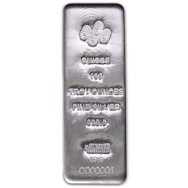 100 Oz Pamp Suisse Silver Bars For Sale New Style Money Metals Exchange Silver Bars Silver Investing Pure Products