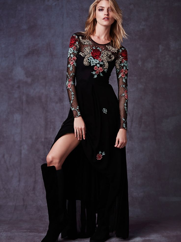 Free People Elizabeth Dress at Free People Clothing Boutique