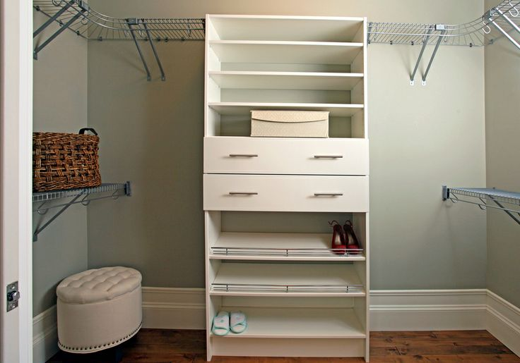 Walk in Closet to stay super organized!