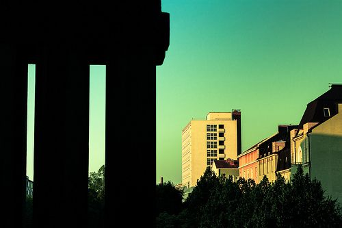 """""""TAMPERE5"""" --- Cities & architecture image number 5 - Tampere, Finland. Image taken 14 July 2013. http://fineartamerica.com/featured/tampere5-matti-ollikainen.html http://www.redbubble.com/people/mattiollikainen/works/10608257-tampere5 http://www.flickr.com/photos/mazahito/9313771366 http://500px.com/photo/41130388"""