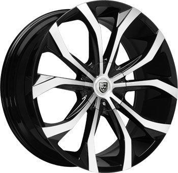 20 inch rims black and silver - Google Search