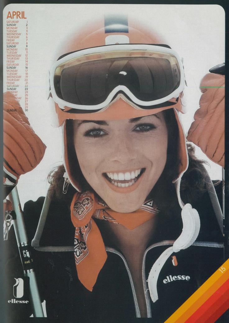 #skiing 1970's  #Skiing #Ski #Winter #Snow #Powder #Vintage Re-pinned by www.avacationrental4me.com