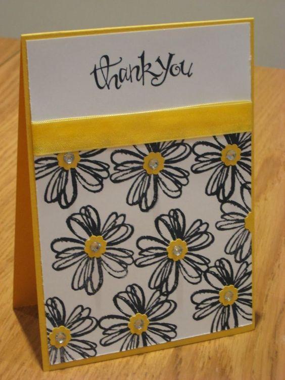 CraftyCarolineCreates: Stampin' Up Uk, Delightful Daffodil Flower Shop