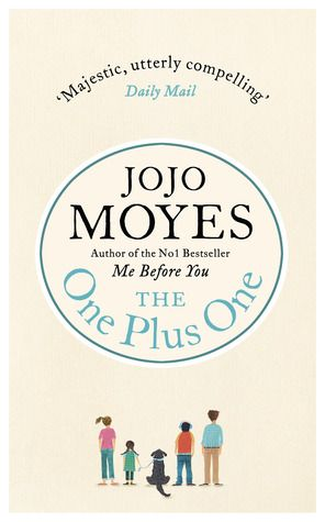 Day 27, A book I couldn't put down - One Plus One by Jojo Moyes. Full of raw emotion, honesty and real life.