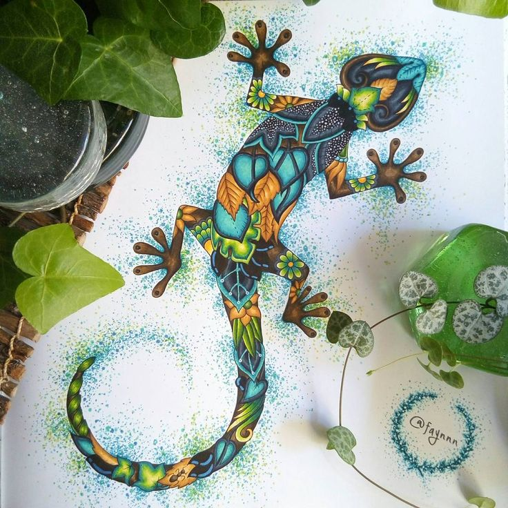 ☝ Zuldazar is a little lizard escaped from a Troll tribe. He loves hanging out…