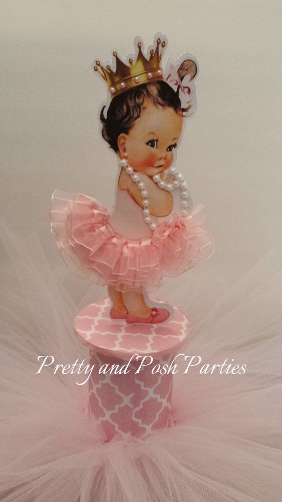 Best tutu centerpieces ideas on pinterest princess