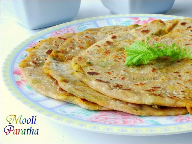 My friend Sangeeta,have told me to try mooli paratha so many times,but I was so scared how it woul...