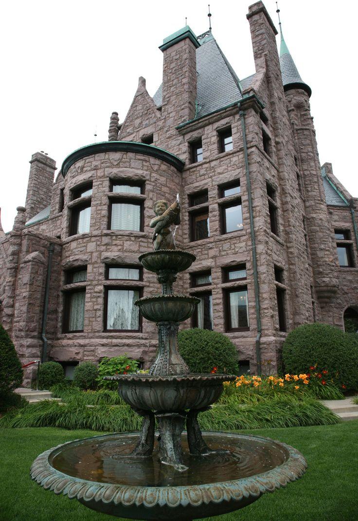 Van Dusen Mansion Minneapolis Home Page