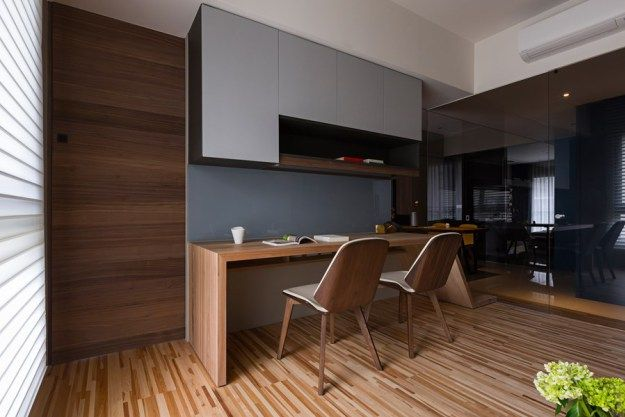 Japanese living in Taiwan by HOZO interior design 16