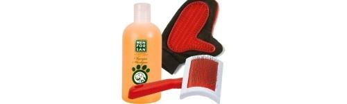 Antiparasitarios y productos para la higiene de tu perro al mejor precio en la tienda de mascotas online Wakuplanet.com