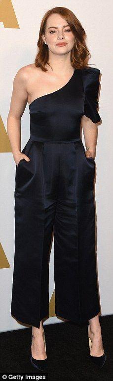 Fashion standouts: : Natalie Portman, Michelle Williams, Emma Stone and Nicole Kidman brou...