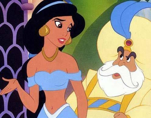 Princess jasmine slave princess jasmine slave version nindoca