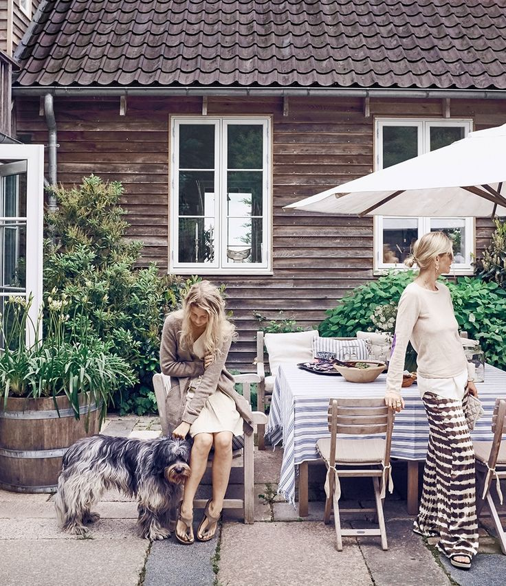Charlotte Lynggaard opens the door to her Copenhagen home, and shares her thoughts on family values andthe business of jewellery-making