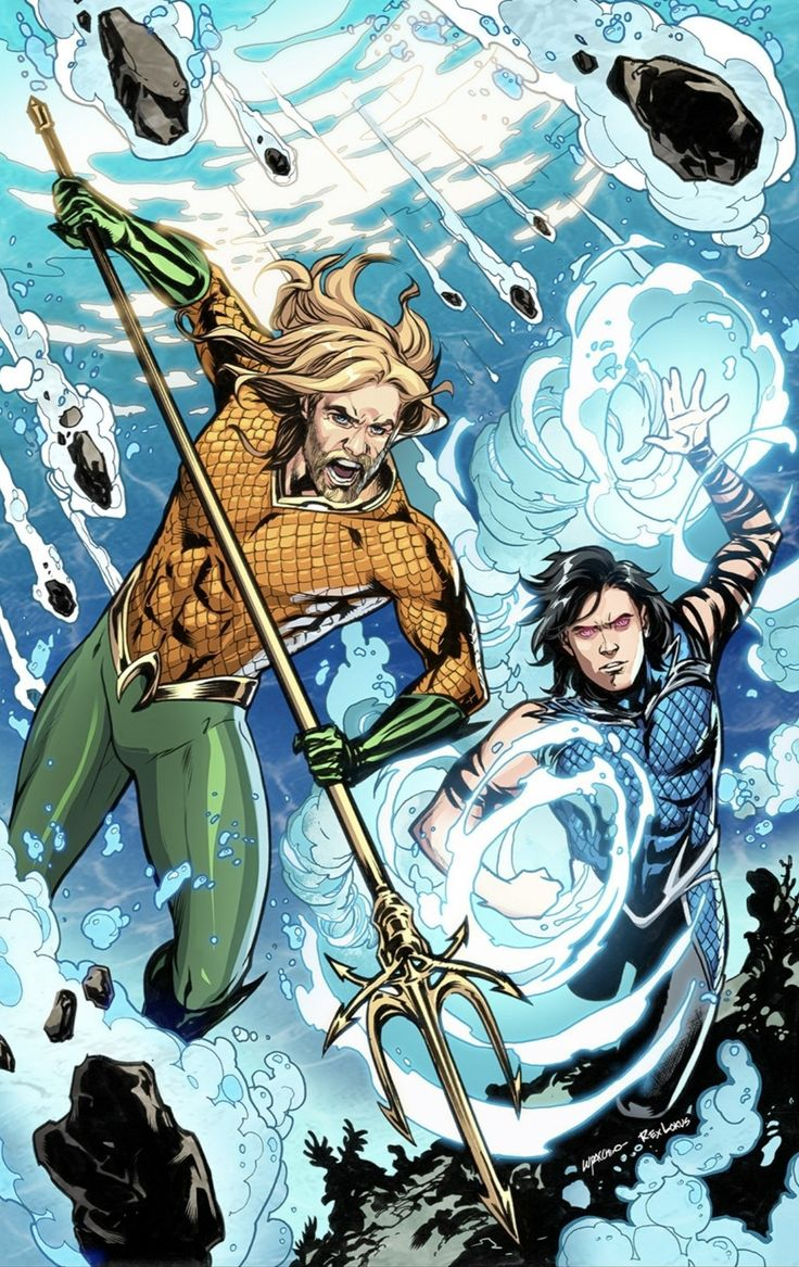 Pin by anthony noneya on dc comics 4 in 2020 Aquaman