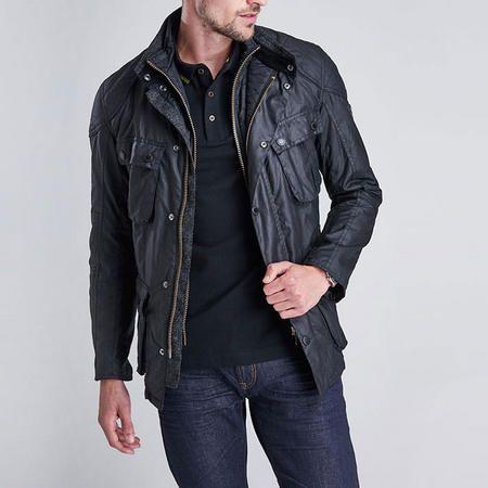 Barbour Gauge Waxed Jacket