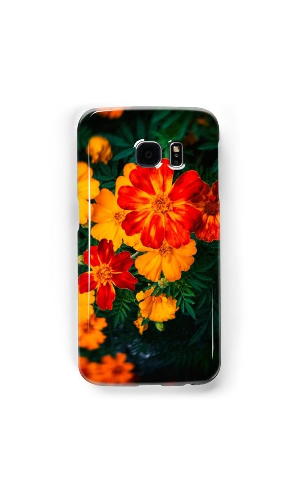 Colorful flowers by Silvia Ganora #phonecases #iphonecase #galaxycase #flowers #redbubble #flowery