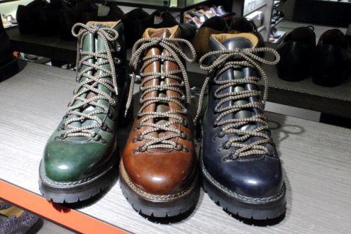 阪急メンズ東京(阪急メンズ・トーキョー、阪急MEN'S TOKYO)|阪急MEN'S TOKYOブログ|紳士靴のクリアランス「マルモラーダ」のマウンテンブーツ【地下1階 紳士靴】