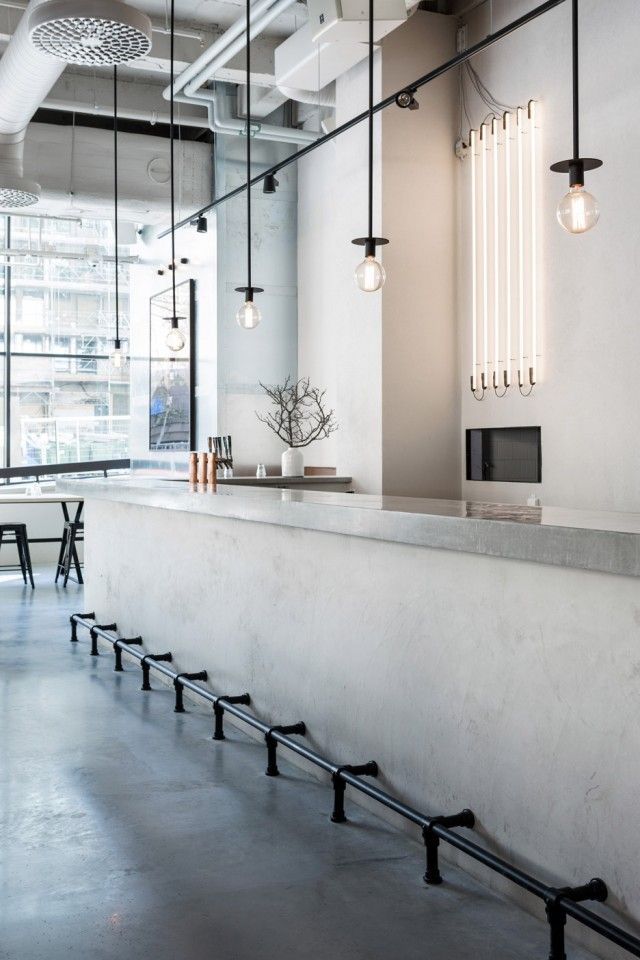 Usine Restaurant Interior By Richard Lindvall   Archiscene   Your Dailyu2026