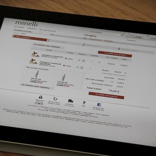 Minelli.fr [Edition 2010]  #WebDesign #Développement