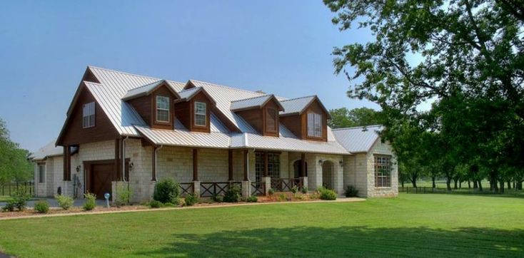 good texas country home plans