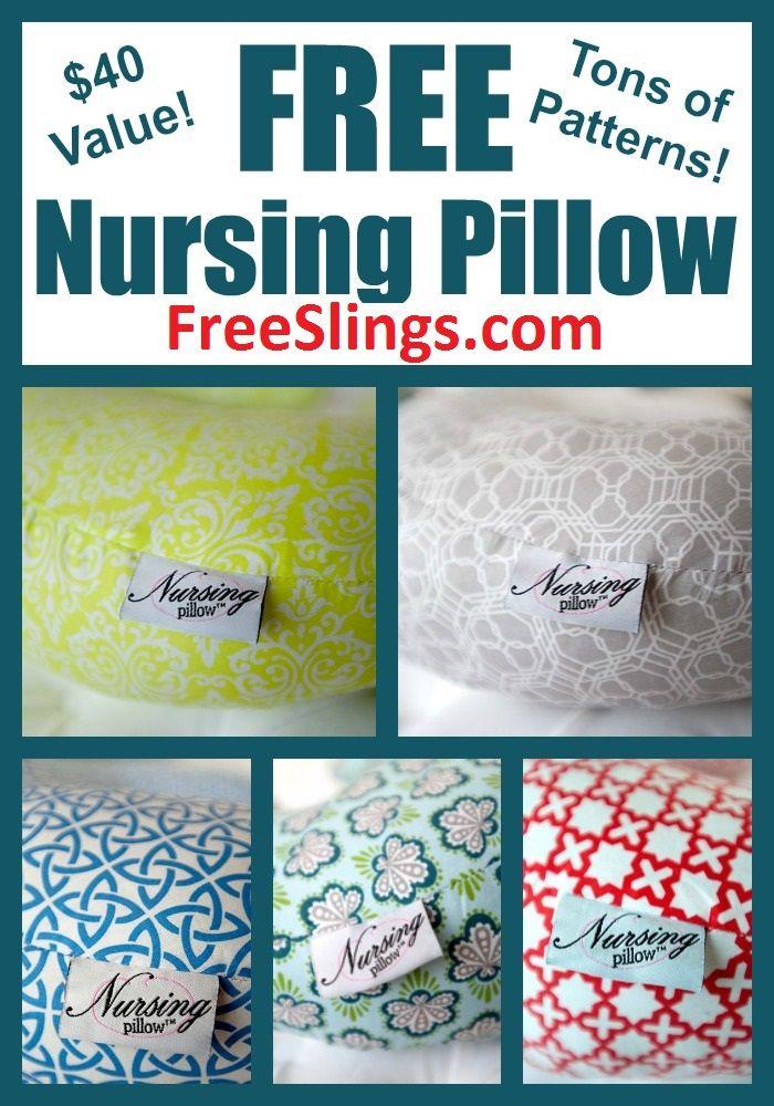 Nursing Twins Pillow