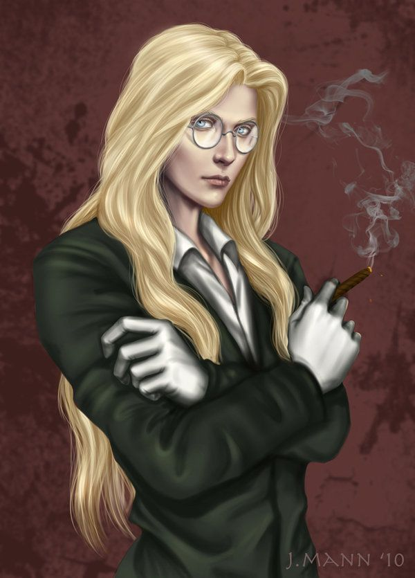 Hellsing: Integra by ~Cairisti on deviantART