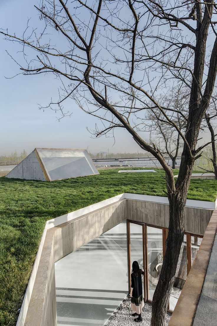 The Nature of Meditation: Tangshan's Buddhist Shrine by archstudio