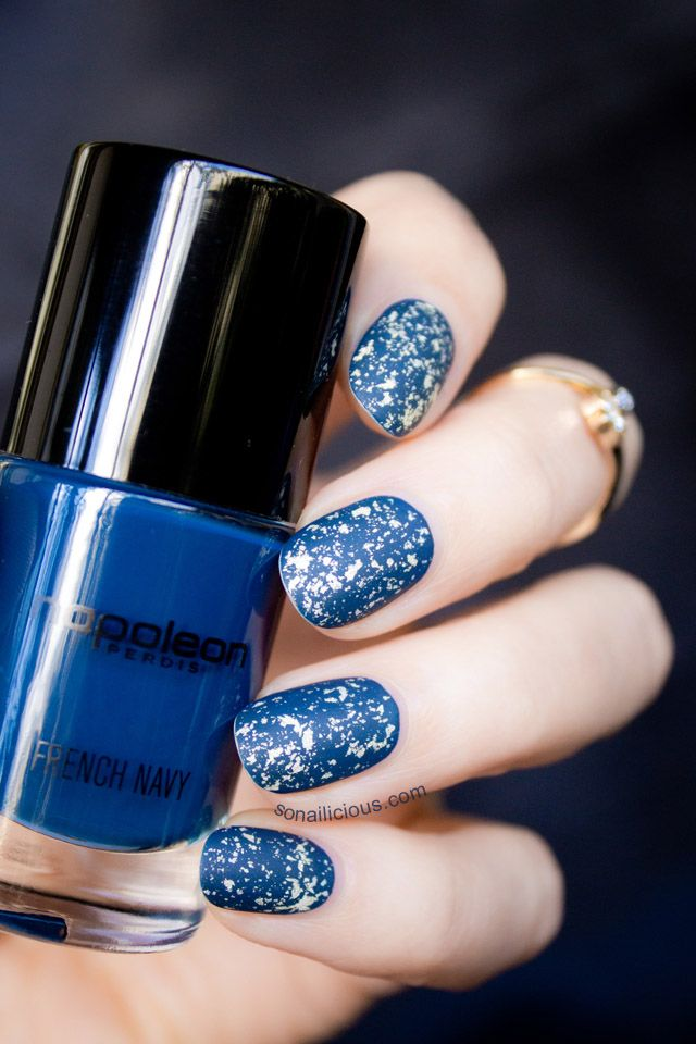 Opi Pure 18k Strikes Again For Easter Egg Nails This Time: 111 Best Images About Blue Nails On Pinterest