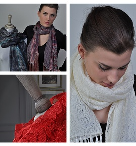 #silk #wool #shawl #marinafinzi #shop.marinafinzi.com