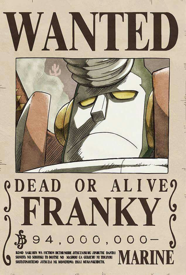 """Cyborg"" Franky"
