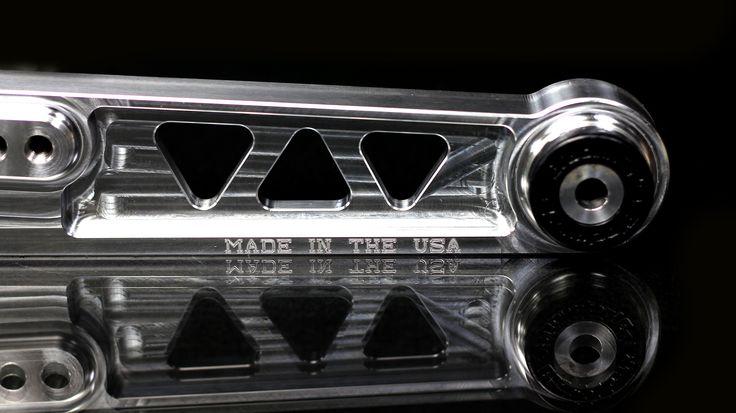 BWR BLACKWORKS RACING BILLET LOWER CONTROL ARMS CIVIC 88-95 / INTEGRA 90-01 – P | Velocity Speed Shop, LLC-Direct Dealer for GramsPerformance Skunk2 Kraftwerks F5 KLM- Martinsville VA