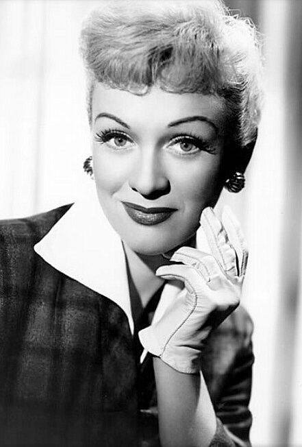 EVE ARDEN nee' EUNICE MARY QUEDENS 04-30-1908 til 11-12-1990 (82) AMERICAN ACTRESS and COMEDIAN