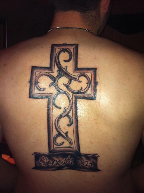 Marriage Unity Tattoos | Tattoo: Unity Cross