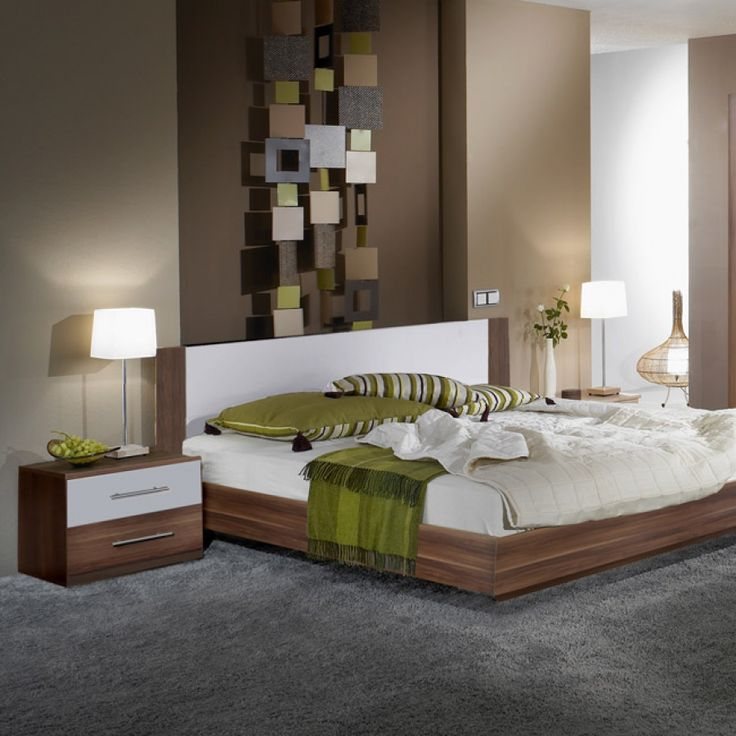 25+ parasta ideaa Bettanlage Pinterestissä Makuuhuoneen - möbel höffner schlafzimmer