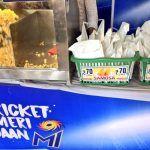 Snacks at Mumbai's Wankhede Stadium