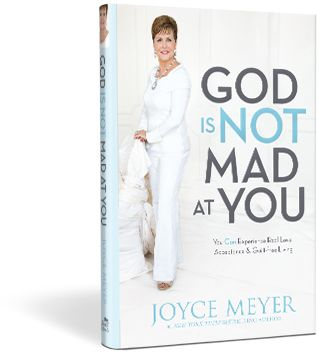Love her books!  God Is Not Mad At You | Joyce Meyer Ministries I have read this book <3 Its a good one.